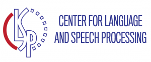 Center for Language and Speech Processing